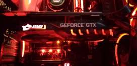GTX 1080TI GAMING X DE MSI 11 gb