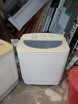 Lavadora usada