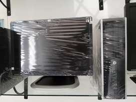 Oferta amd iix2 ghz 3.00 ram de 4 gb ddr3 disco 320 monitor 17 teclado masuo