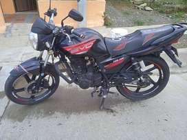 Vendo Moto Akt EVO NE 125