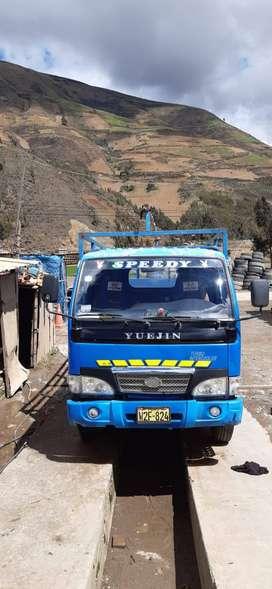 vendo camión Yuejin completamente operativo año 2010