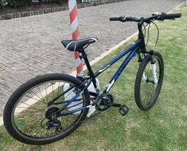 Bicicleta Trek MT220 aro 24