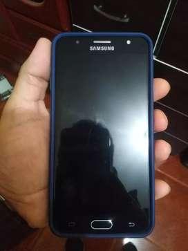 Venta de celular Samsung Galaxy j7prime  casi nuevo a buen precio