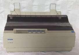 Impresora Epson Lx-300+ii Excelente Estado