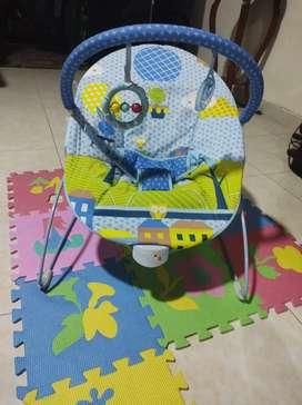 Silla Mecedora Para Bebé Bebesit