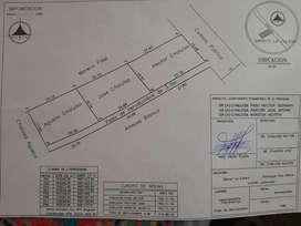 Vendo terreno de 1550 m2 en latacunga la calera