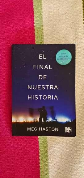 Libro El final de nuestra historia