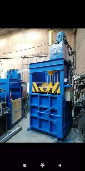 Compactadoras para PET y cartón desde 50 kilos por paca