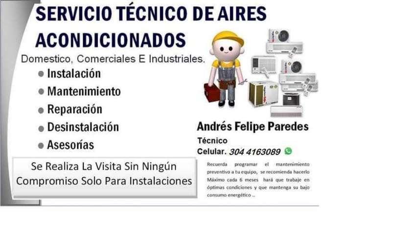 Tecnico en Aires Acondicionados - Manten 0