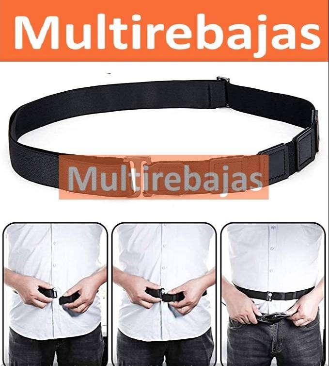 Cinturón Ajustable Para Hombre y Mujer 0