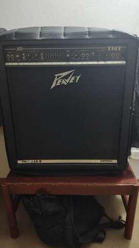 amplificador para bajo TNT 115 negociables