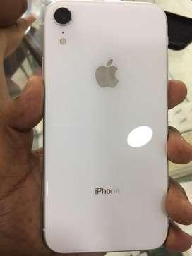 Iphone xr blanco como nuevo
