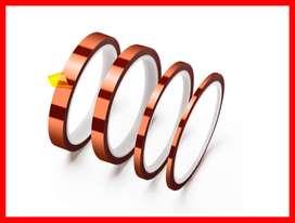 Cinta de transferencia de calor  cinta resistente al calor, cinta de alta temperatura, muy alta viscosidad,