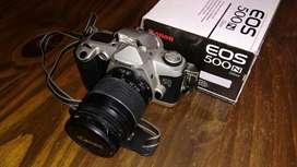 Vendo Camara Canon Eos 500n Silver