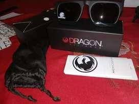 Lentes  de sol Dragon  modelo Dr. Fakie Polar