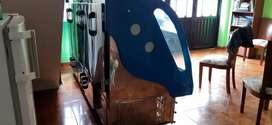 Refrigerador en Acero
