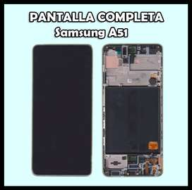 Pantalla Samsung A51