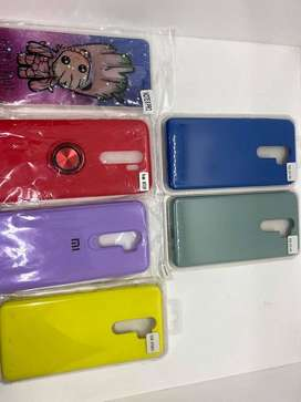 Estuche Protector Xiaomi Note 8 Pro original