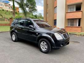Camioneta Ssanyong Rexton 4X4 Full Equip