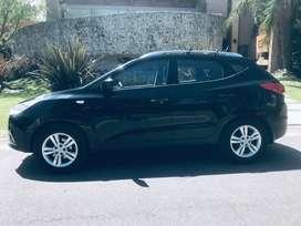 Hyundai Tucson 2011, único dueño, totalmente original