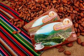 Chocolate para taza Alto Urubamba