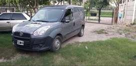 VENDO - FIAT DOBLÓ CARGO 1,4 - 16V ACTIVE - Año 2013- 5.085 km