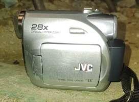 Cámara JVC digital