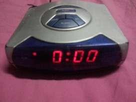 Radio Reloj Despertador Am Y Fm 549