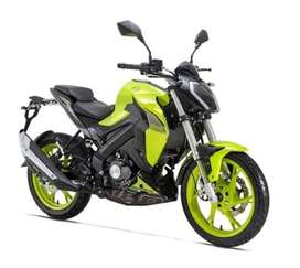 Benelli 180 S, Full injection, 180 CC, diseño moderno