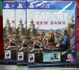 FARCRY NEW DAW PS4 NUEVO SELLADO