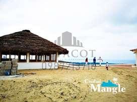 Urbanización Ciudad Mangle 0987. 213710 | Lotes Urbanos a 7 Minutos de Playa San Lorenzo, En La Ruta Spondylus, S1