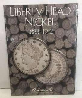 ALBUM COLECCIONADOR NICKEL 1883 a 1912