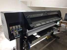 En venta maquina de gigantografia de alta resolucion