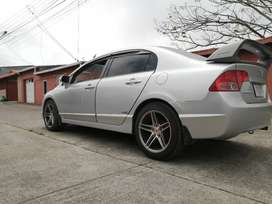 Vendo Honda civic 2006 LX