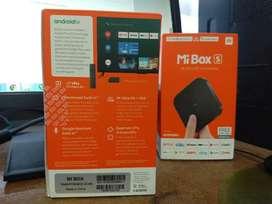 Xiaomi Mi Box S 4k Hdr  Android tv listo para la actualización Android  9 pie