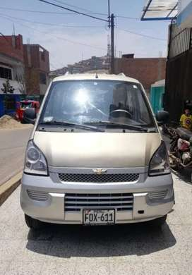 Minivan Chevrolet N300 Dual