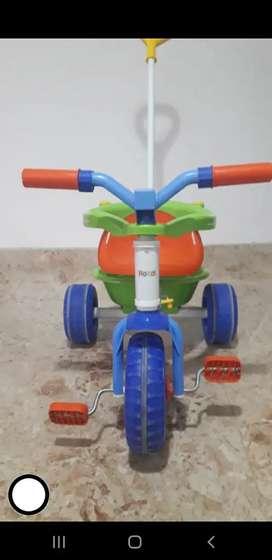 Triciclo hermoso
