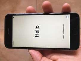 iPhone 6s 16gb spay gray excelente estado de la batera 60