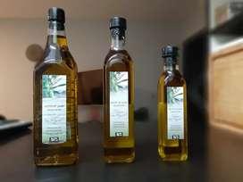 Aceite de Oliva Extra Virgen - 1era Prensada en frío - Calidad de exportacio