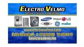 Servicio técnico reparación y mantenimiento lavadoras ,neveras ,calentadores, estufas