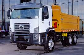 VW Constellation 31330 Volqueta Dobletroque Año 2.018