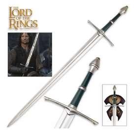 Espada el señor de los anillos, Aragorn Trancos
