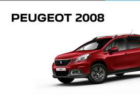 Amortiguador delantero izquierdo Peugeot 2008 modelo 2017 - 2018