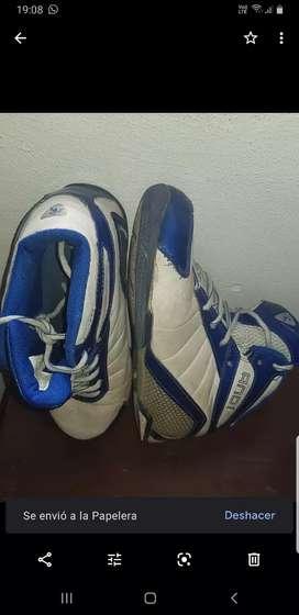 Zapatillas deportivas num 35/36