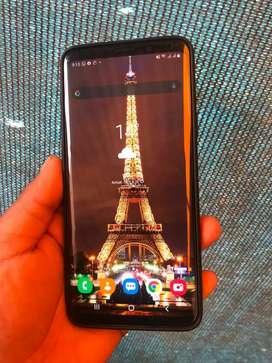 Cambio o Vendo Samsung Galaxy s9  Plus Lila Libre Para Todo Operador Dual Sim 4.5G LTE Homologado Estado (9.5 de 10)
