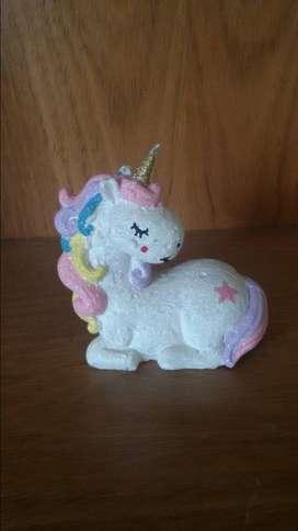 souvenir para tortas de unicornio