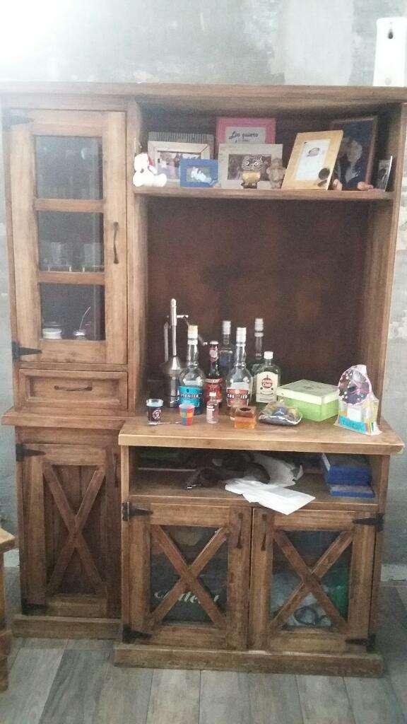 Mueble para Tv. Estilo Campo 0