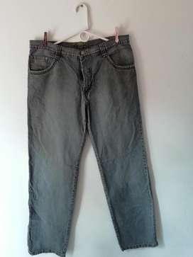 Jeans Hombre Talla 36 dos por 30.000