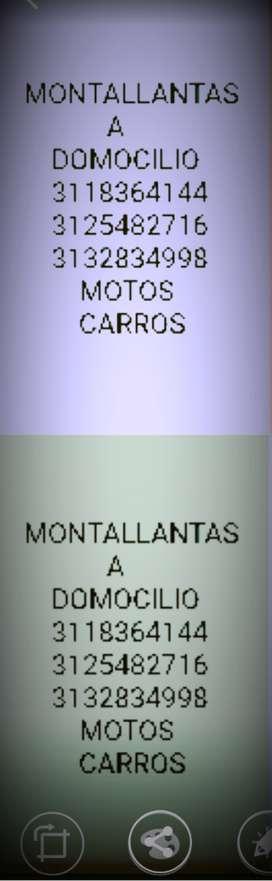 montallantas a Domicilio 31o8565'274 t5 desvare y meanica de motos en bucaramanga 3173968''417