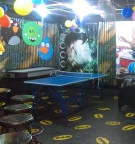 mesa de ping pong pequeña plegable